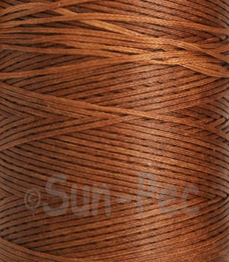Linen thread waxed cord 150D 8 ply 0.6mm stitching leather shoes book Binding