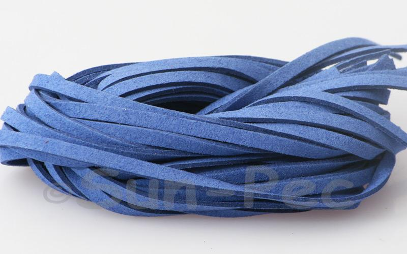 5mm/8mm Flat Lace Leather Faux Suede Cord String Rope Jewelry Crafts Charms 1m