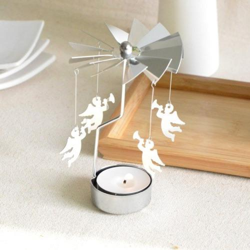 Spining-Rotating-Candle-Holder-Tea-Light-Holder-Scandinavian-Tealight-Holder