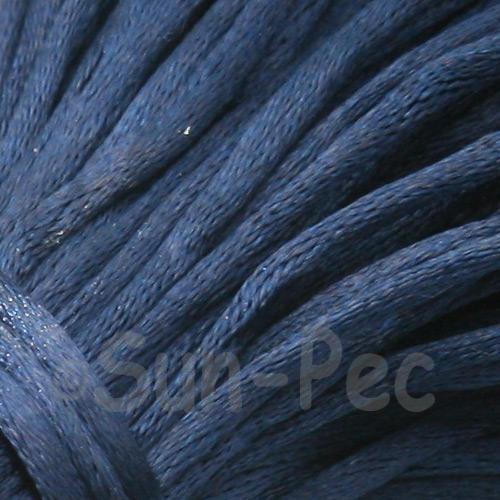 Navy Blue 2.5mm Satin Rattail Knotting Cord 5m - 10m