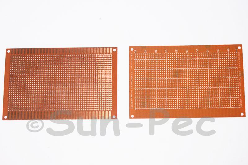 14095H Prototype PCB breadboard 94HB 140 x 95mm 1pcs