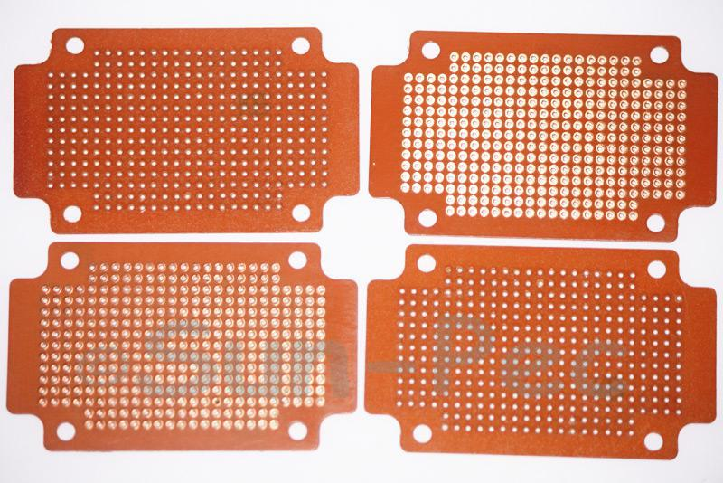 7848H Prototype PCB breadboard 94HB 78 x 48mm 1pcs