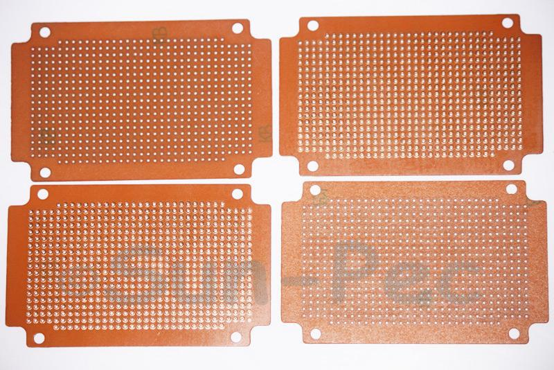 9660H Prototype PCB breadboard 94HB 96 x 60mm 1pcs