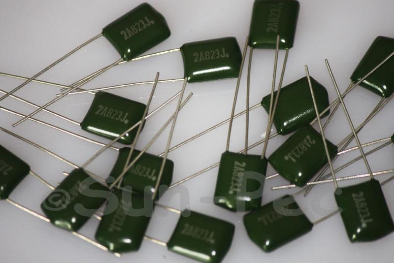 Polyester-Poly-Film-Capacitor-CBB-Radial-0-001uf-0-47uf-5-40pcs-options-100V
