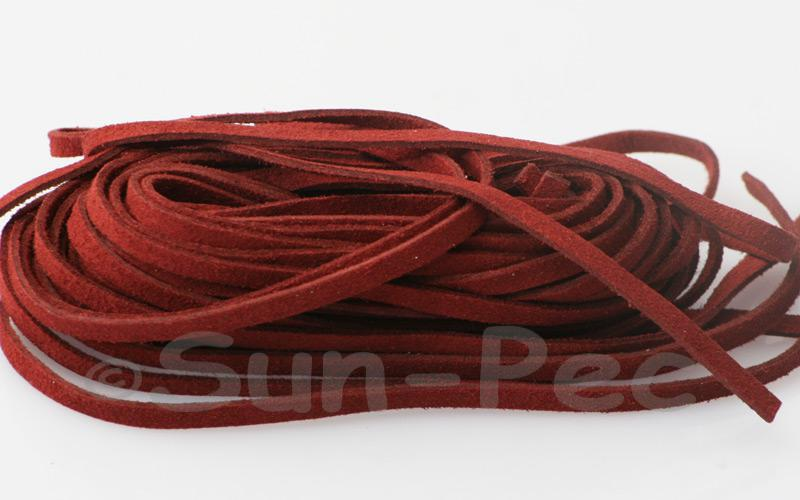 Flat-Soft-5mm-Faux-Suede-Leather-Lace-DIY-Jewellery-Crafts-Repairs-Cord-1-5-8pcs