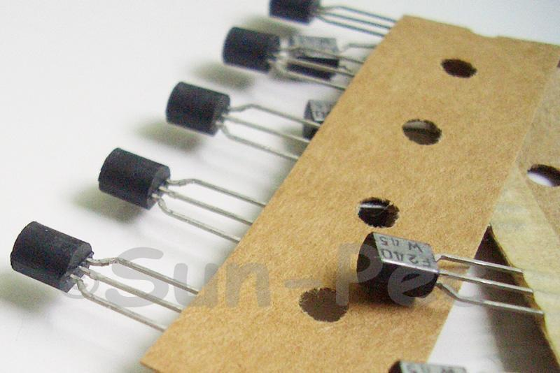 BF240 Medium Frequency Transistor 40V 25mA NPN TO92 10pcs - 20pcs