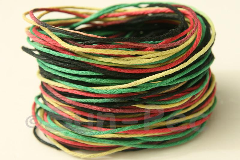 Gradient #2 1mm Twisted Gradient Hemp Cord 5m - 50m