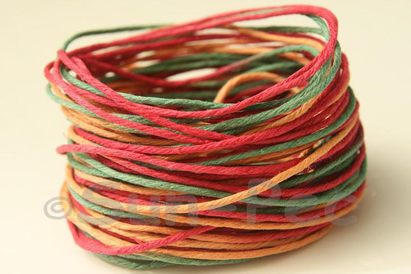 Gradient #3 1mm Twisted Gradient Hemp Cord 5m - 20m
