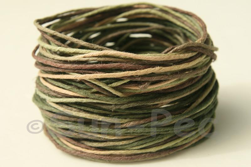 Gradient #4 1mm Twisted Gradient Hemp Cord 5m - 50m
