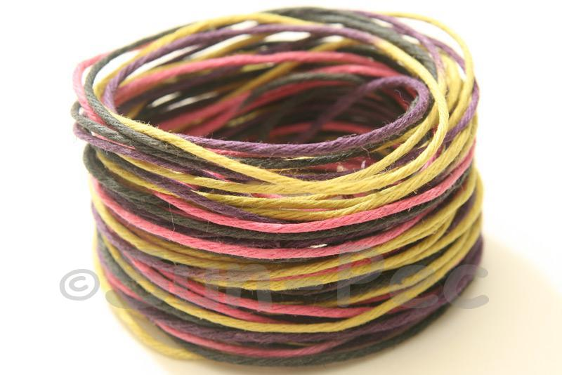 Gradient #5 1mm Twisted Gradient Hemp Cord 5m - 50m