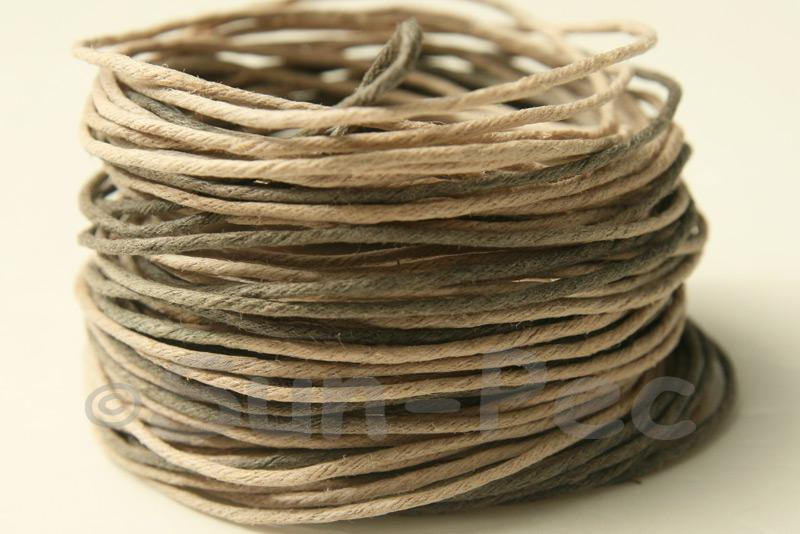 Gradient #6 1mm Twisted Gradient Hemp Cord 5m - 50m