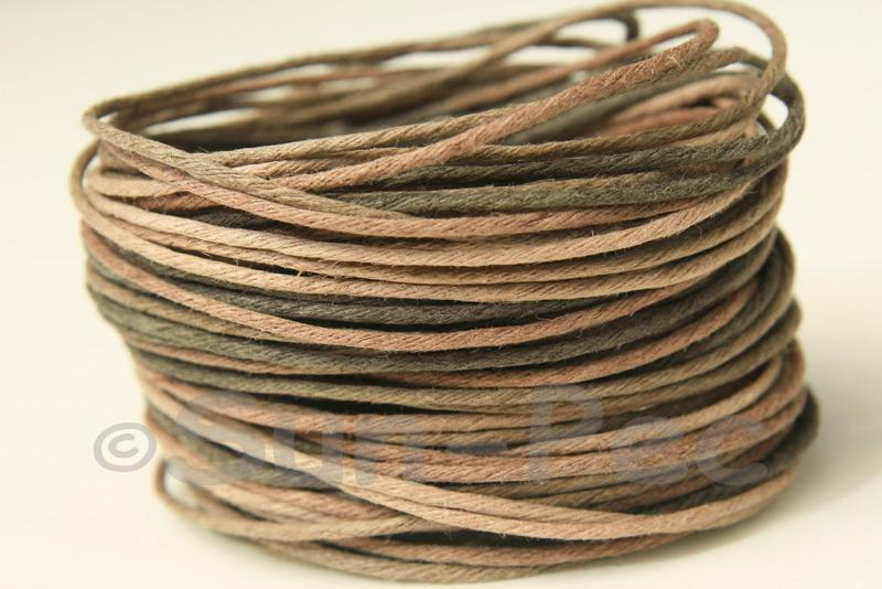 Gradient #7 1mm Twisted Gradient Hemp Cord 5m - 50m