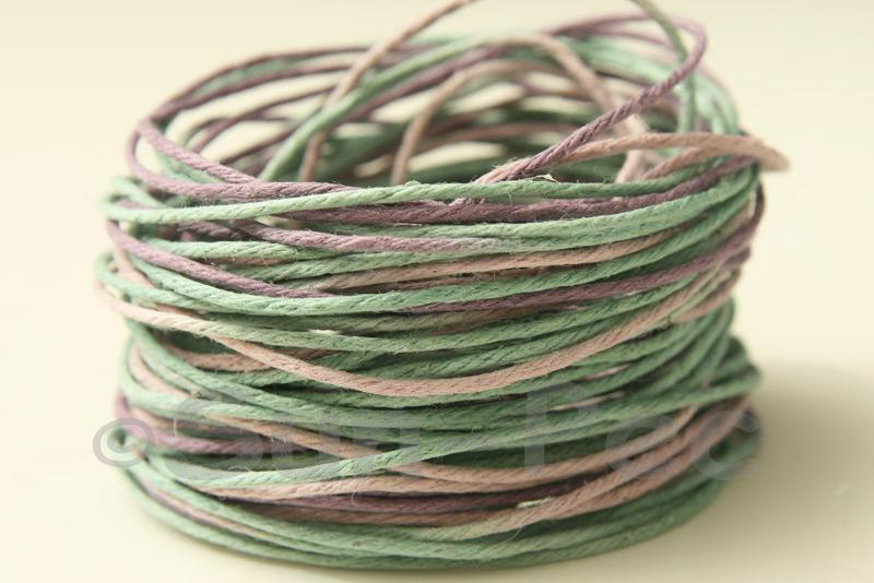 Gradient #8 1mm Twisted Gradient Hemp Cord 5m - 50m