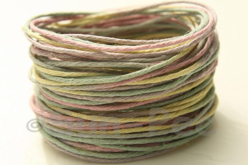 Gradient #11 1mm Twisted Gradient Hemp Cord 5m - 20m