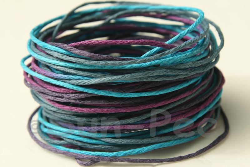 Gradient #12 1mm Twisted Gradient Hemp Cord 5m - 50m