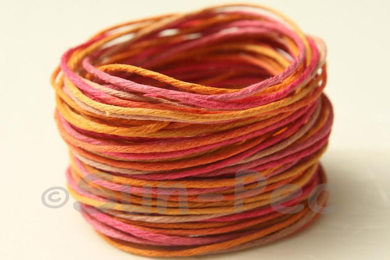Gradient #13 1mm Twisted Gradient Hemp Cord 5m - 20m