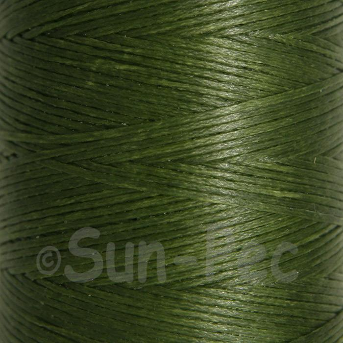 Army Green 1mm Waxed Linen 150D Hand Stitching Thread 5m - 240m
