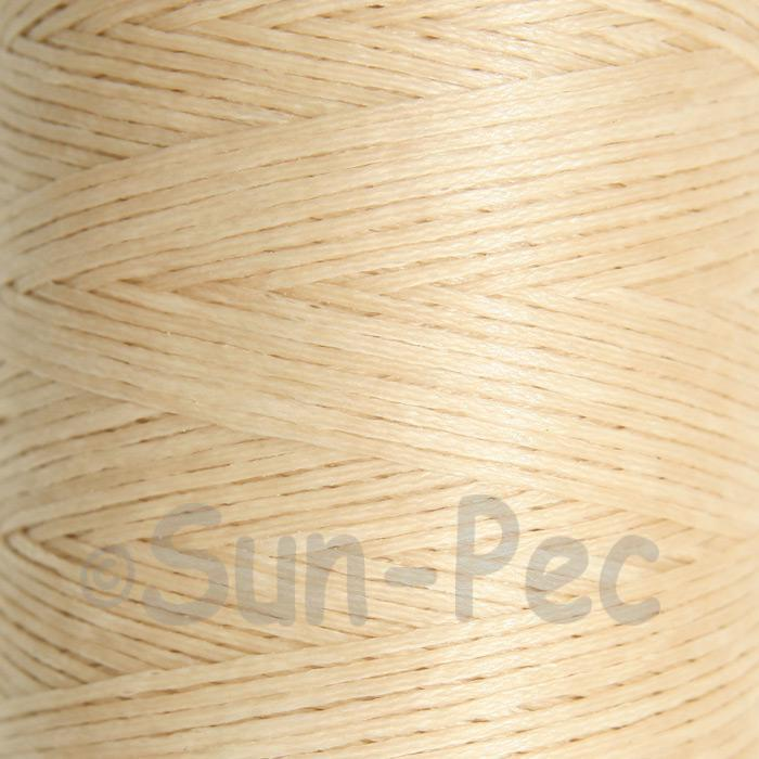 Beige 1mm Waxed Linen 150D Hand Stitching Thread 5m - 240m