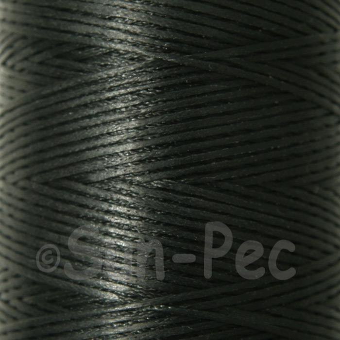 Black 1mm Waxed Linen 150D Hand Stitching Thread 5m - 240m