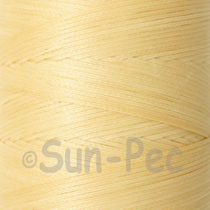 Cream 1mm Waxed Linen 150D Hand Stitching Thread 5m - 240m