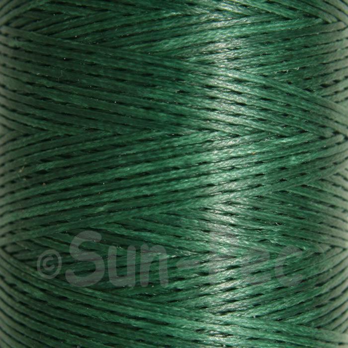 Dark Green 1mm Waxed Linen 150D Hand Stitching Thread 5m - 240m