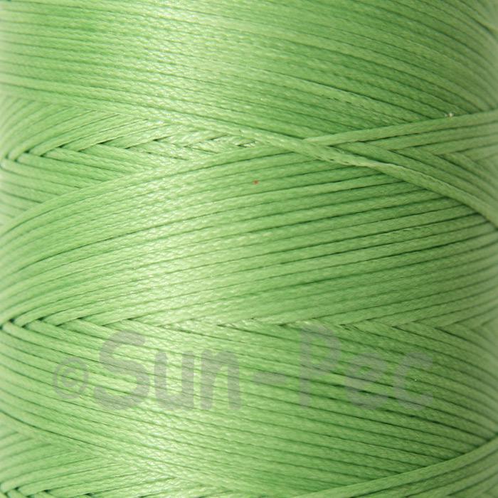 Grass Green 1mm Waxed Linen 150D Hand Stitching Thread 5m - 240m