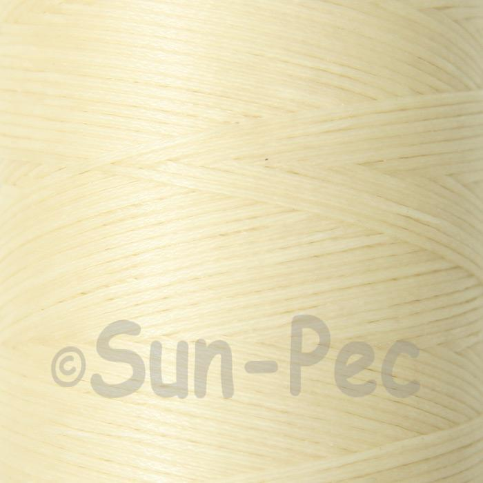 Ivory 1mm Waxed Linen 150D Hand Stitching Thread 5m - 240m
