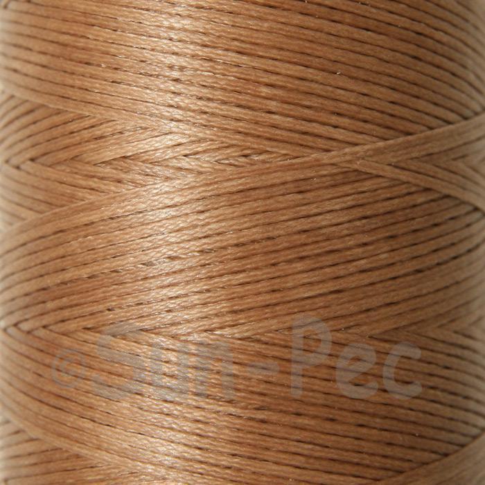 Light Brown 1mm Waxed Linen 150D Hand Stitching Thread 5m - 240m