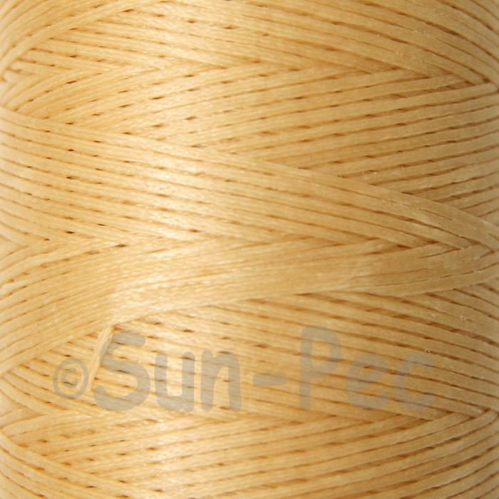 Light Tan 1mm Waxed Linen 150D Hand Stitching Thread 5m - 240m