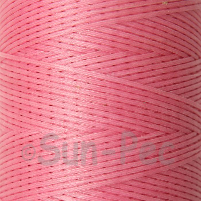 Pink 1mm Waxed Linen 150D Hand Stitching Thread 5m - 100m