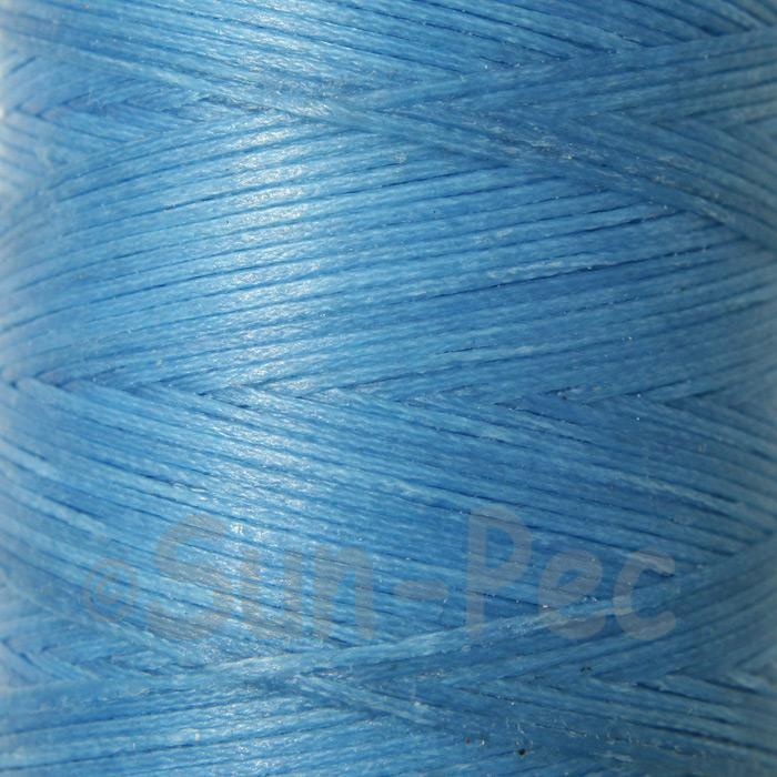 Sky Blue 1mm Waxed Linen 150D Hand Stitching Thread 5m - 240m