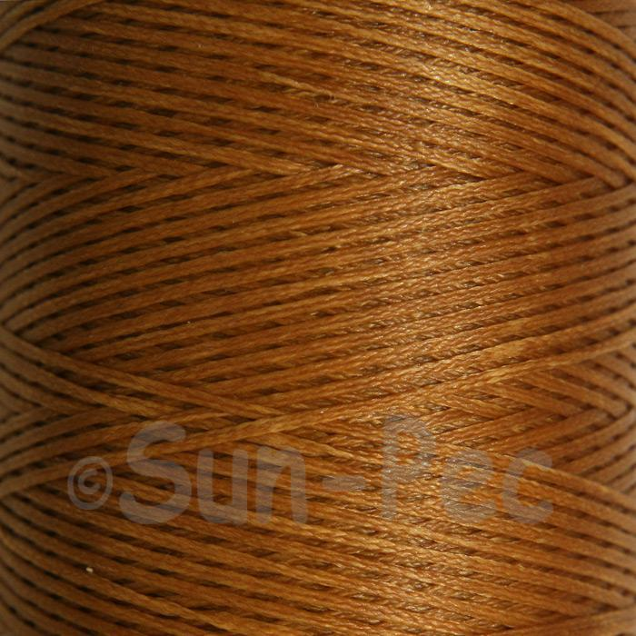 Tan 1mm Waxed Linen 150D Hand Stitching Thread 5m - 240m