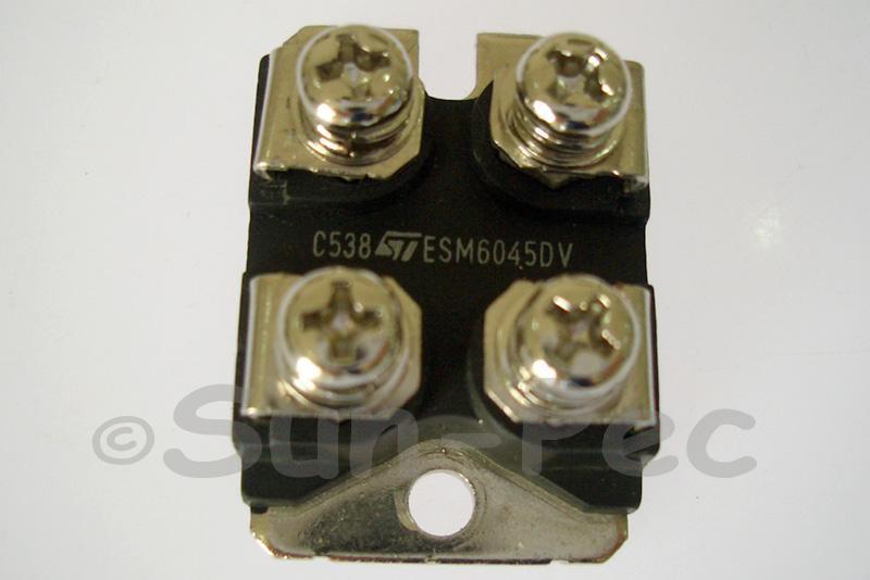 ESM6045AV ST DARLINGTON POWER MODULE 450V 72A NPN 1pcs