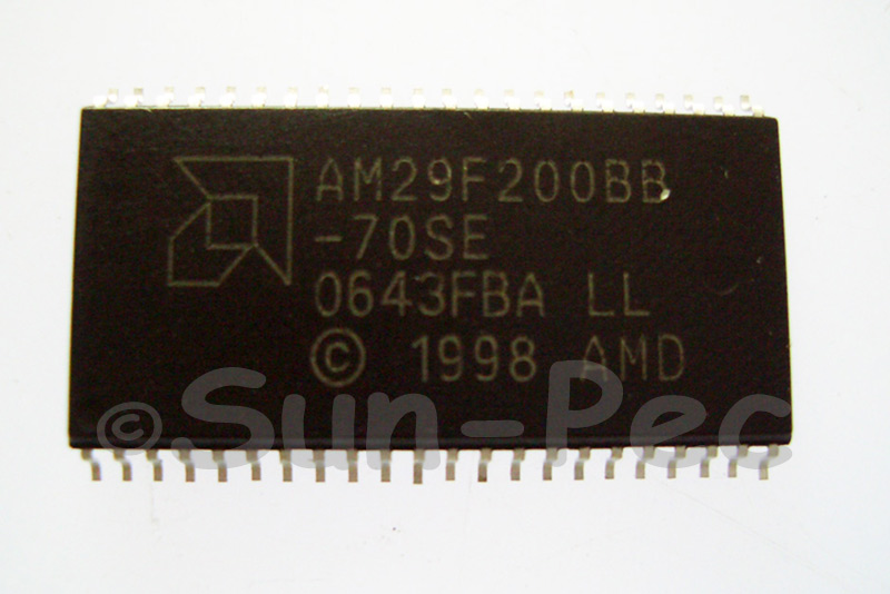 AM29F200BB-70SE AMD SMD 2 Megabit (256 K 1pcs