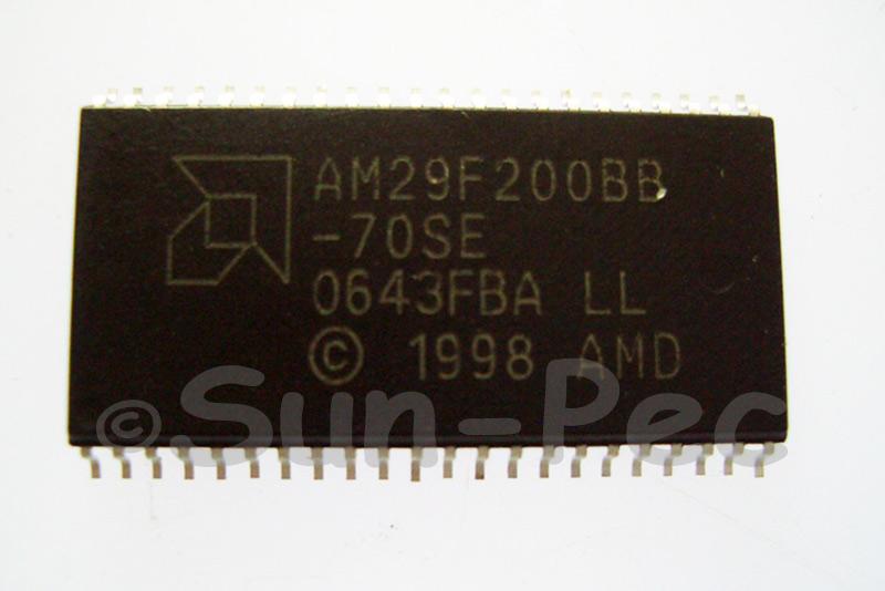 AM29F200BB-70SE AMD SMD 2 Megabit (256 K 1pcs