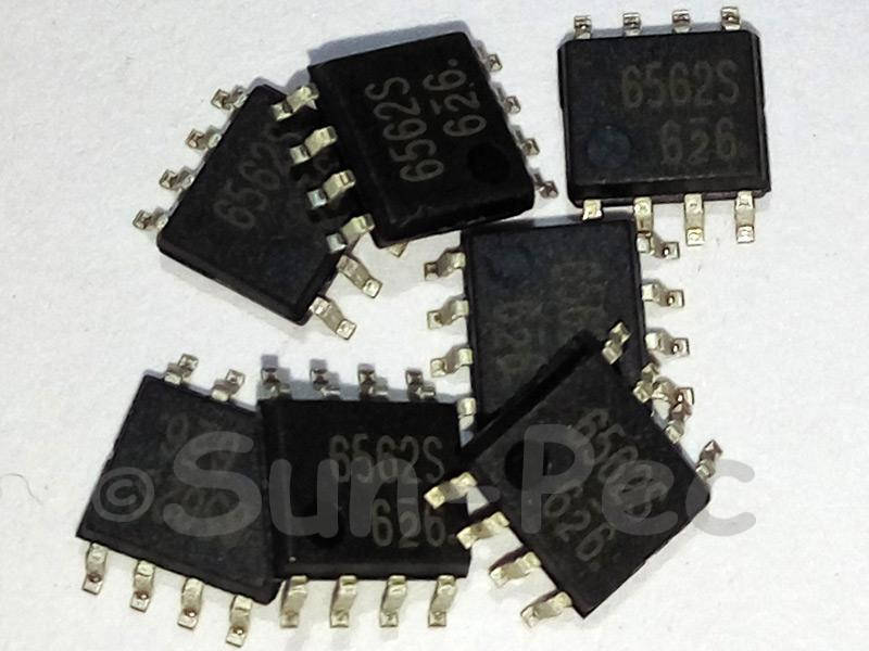 AN6562S PANASONIC Dual Operational Amplifiers 3V-30V 40mA DIP-8 2pcs