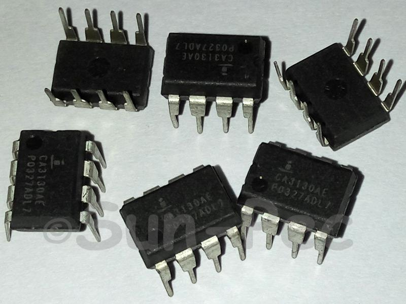 CA3130 HARRIS 15MHz BiMOS Operational DIP-8 2pcs
