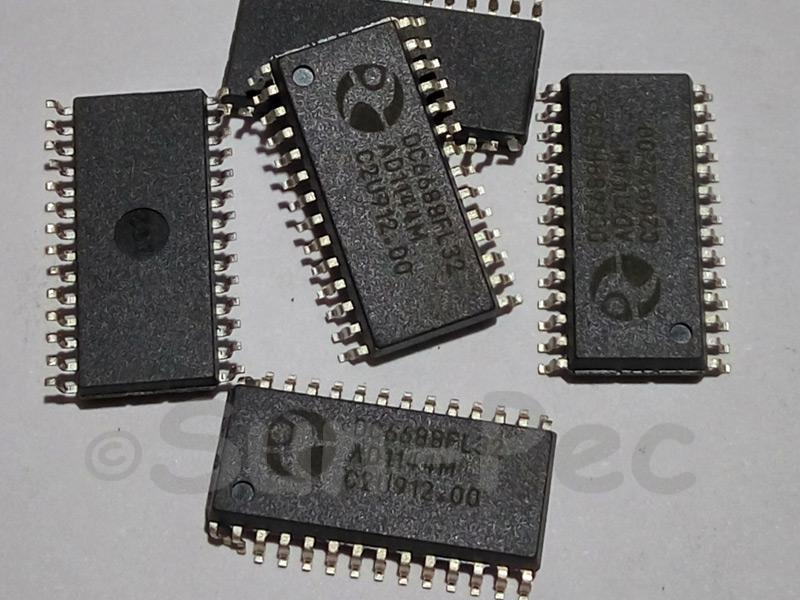 DC6688FL32 DragonChip 8-bit Micro Controller Unit 12/24KB program flash SOP-28 2pcs