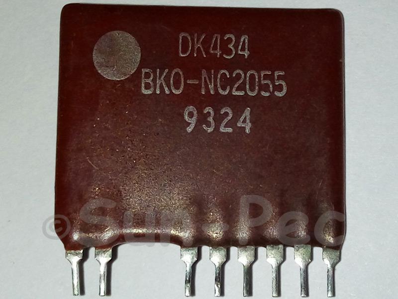 DK434 BKO-NC2055 MITSUBISHI MODULE ZIP-8P 1pcs