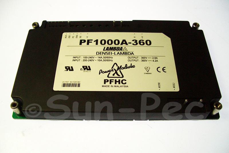PF1000A-360 LAMBDA MODULE PFHC 500W 1000W 1pcs