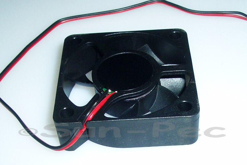 DC Cooling Fan 12V 160mA Sleeve Bearing 50x50x15mm 1pcs - 10pcs