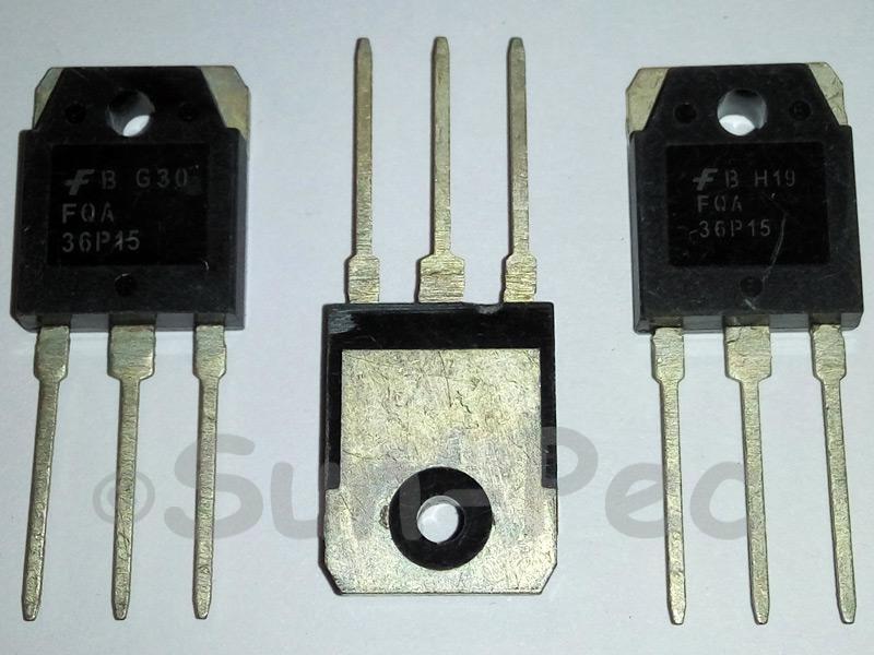 FQA36P15 P-Channel power Mosfet 1pcs