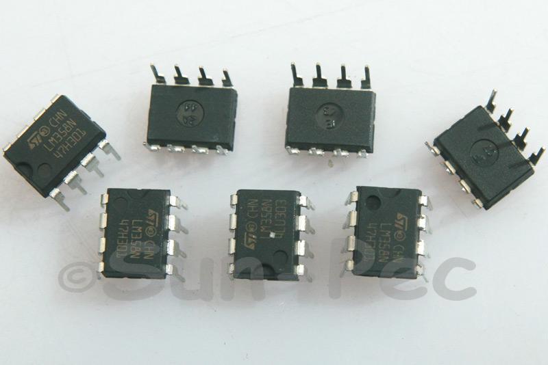 LM358 ST ±16V 50mA DIP-8 5pcs - 15pcs