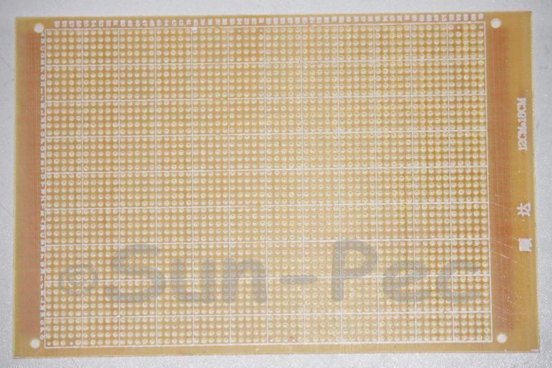 120180F Prototype PCB breadboard FR4 120 x 180mm 1pcs