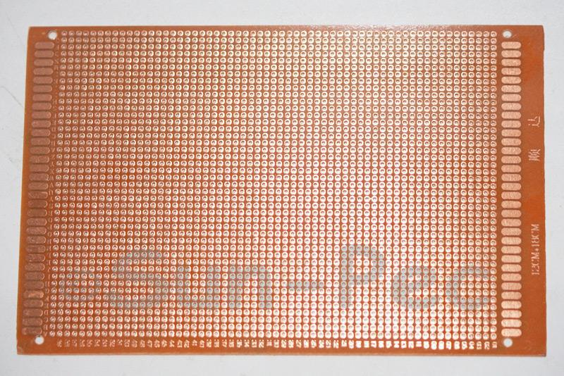 120180H Prototype PCB breadboard 94HB 120 x 180mm 1pcs