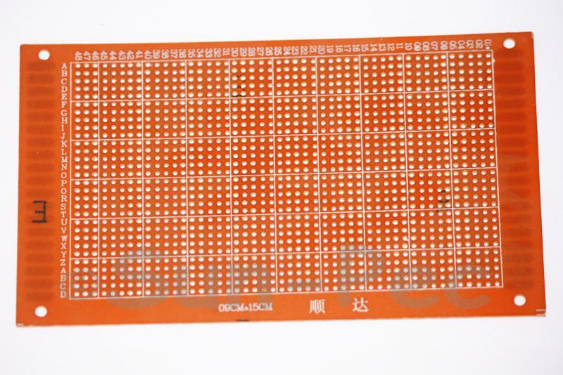 90150H Prototype PCB breadboard 94HB 90 x 150mm 1pcs