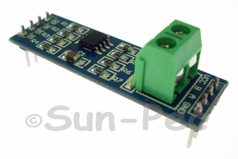 MAX485 For Arduino MAX485CSA 5V TTL to RS485 RS-485 converter Module 1pcs - 5pcs
