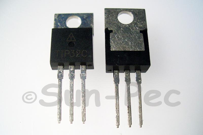 TIP32C Bipolar Transistor 100V 3A PNP TO220 1pcs - 10pcs