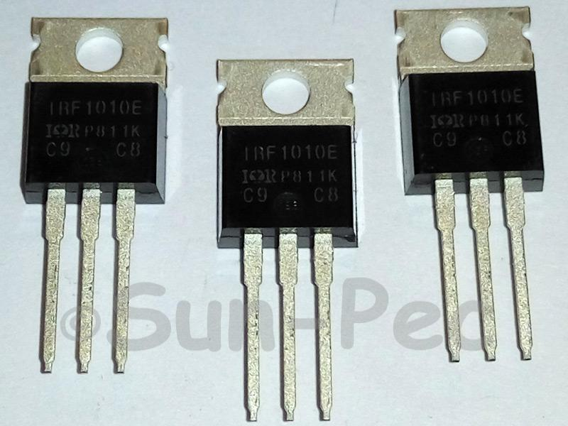 IRF1010E IR Single N-Channel HEXFET Power MOSFET 60V TO-220 5pcs
