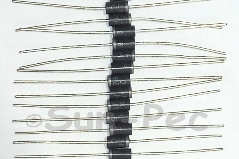 SF28 MODULE THREE PHASE BRIDGE 2A 10pcs - 50pcs